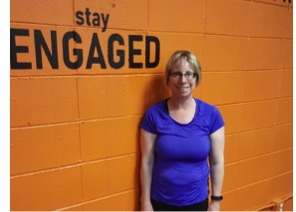 Castro Valley Fitness May Member of the Month Kathy Viera