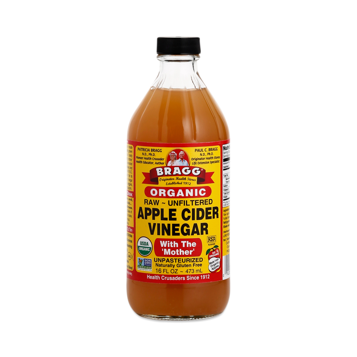 Apple Cider Vinegar Fitness Lie